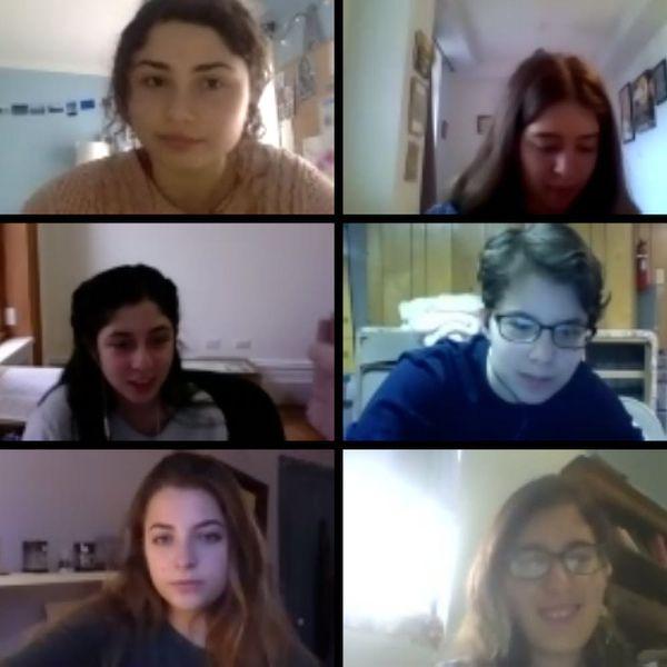 These Teens Run an Online Magazine to Help Jewish Girls Around the World to Feel Heard