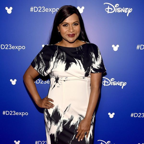 """Mindy Kaling Says She's """"Really Excited"""" About Becoming a Mom"""