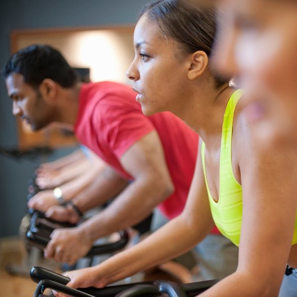 This Is the Dangerous Condition You Can Get from Spin Class