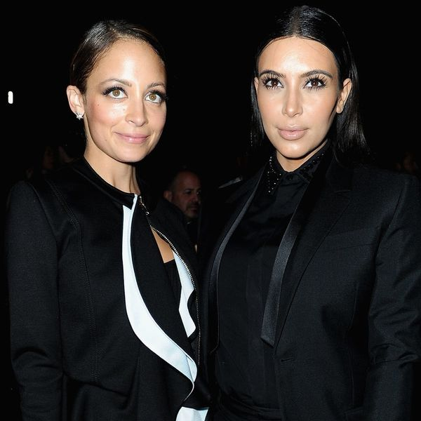This Is the Lipstick Kim Kardashian West and Nicole Richie Broke the Law for As Kids