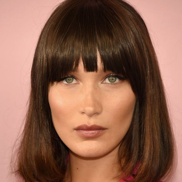 The Real Reason Bella Hadid Doesn't Smile in Photos Is Not What You Might Expect
