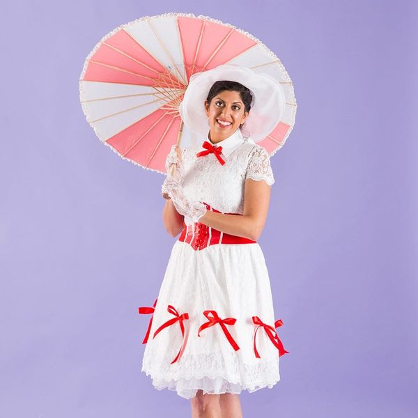 This Mary Poppins Costume Makes for a Practically Perfect Halloween