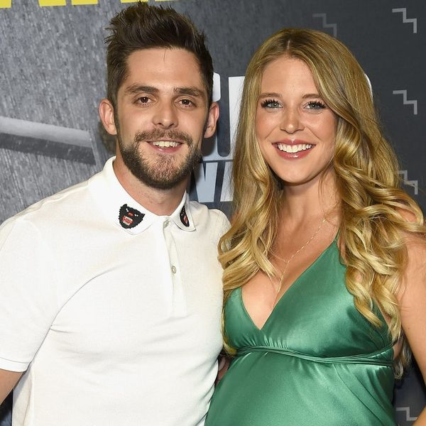 Thomas Rhett Is a Daddy Twice Over and This Is His Daughter's Adorable Name