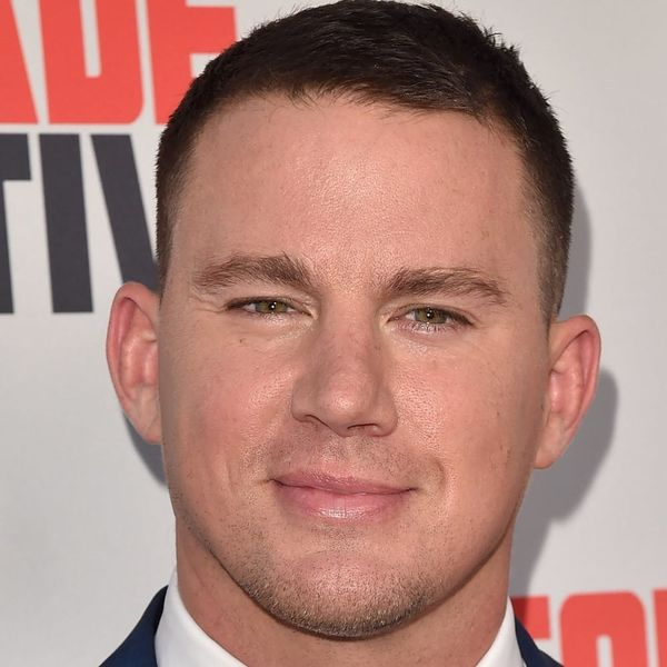 Watching Channing Tatum Dance With This Gas Station Attendant Is the Best Thing You'll See All Day