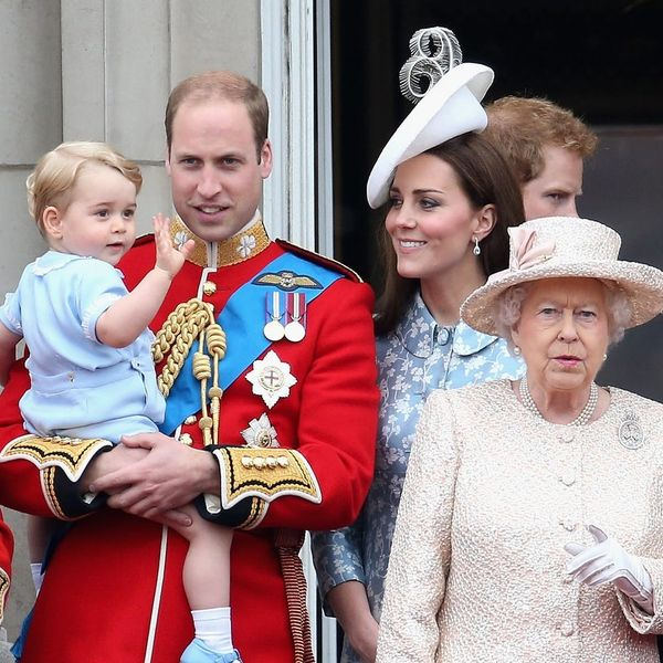 The Entire Royal Family Has Been Banned from Eating *This* One Food