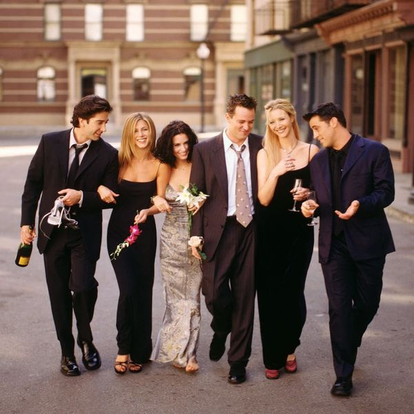 Friends Is Getting a 25th Anniversary Book and We Are SO Ready for It