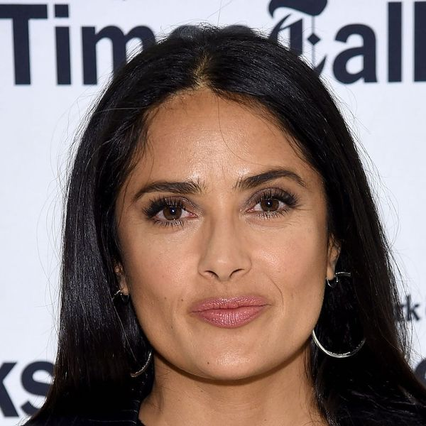 Salma Hayek Just Proved She's the Best House Guest Ever by Taking Over Kitchen Duties for Blake Lively and Ryan Reynolds