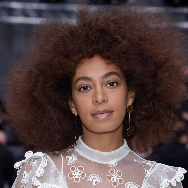 Solange Knowles Got Real About Her Skin Woes in This Instagram Post