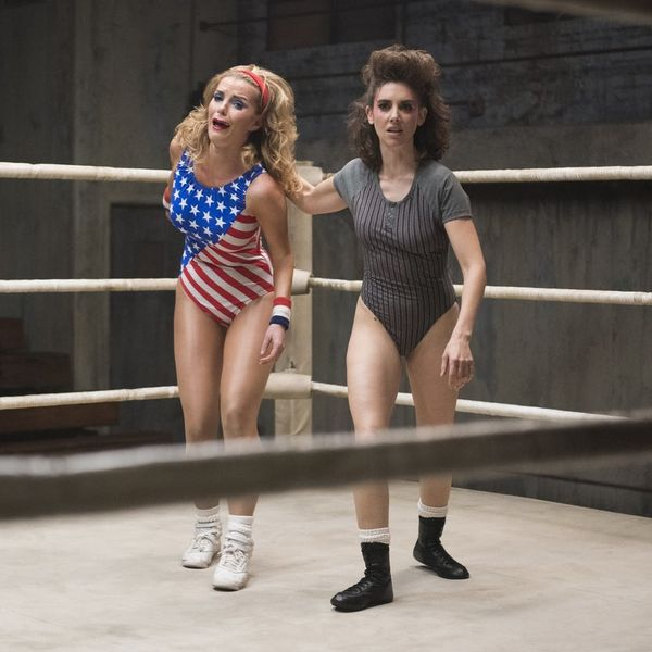 Netflix Just Renewed GLOW for Another Season and We Can't Wait for Round 2