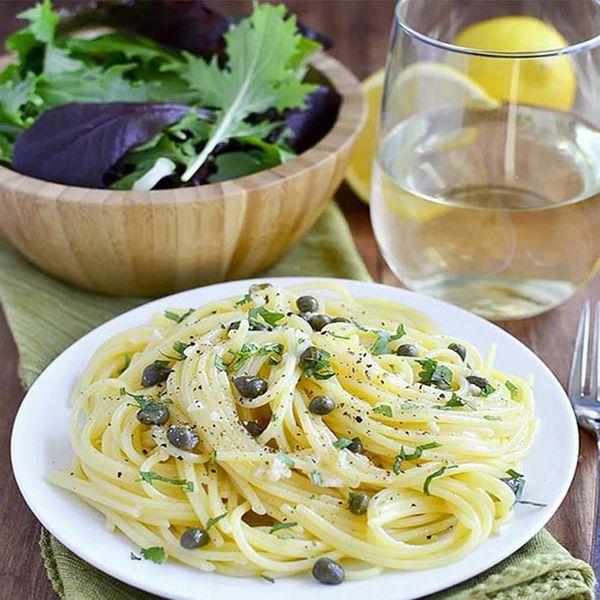 11 Caper Recipes That Will Make You Clean the Glass Jar
