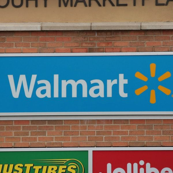Walmart Is in Majorly Hot Water Over This Back-to-School Gun Display