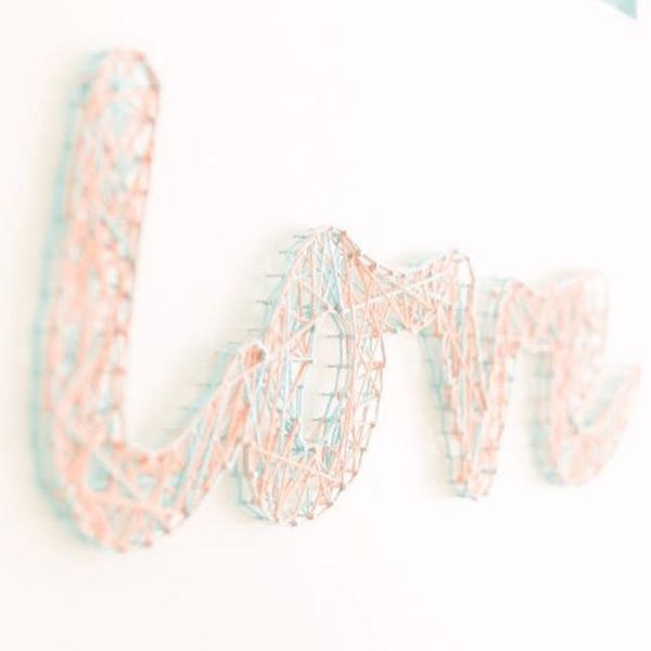 9 Reasons Why String Art Is the Next Big Thing in Wedding Decor