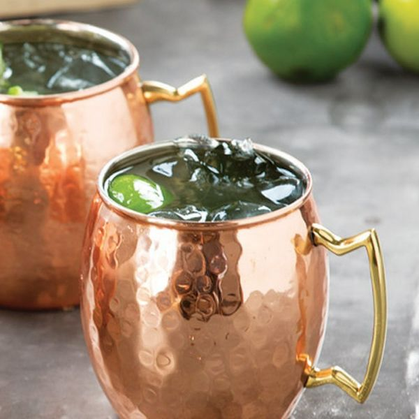 WTF: Your Copper Moscow Mule Mug Could *Actually* Be Poisoning You