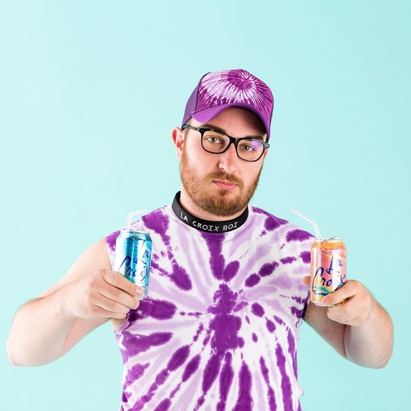 Listen Up Men — Be the La Croix Boi of Our Dreams (for Halloween) Plz!