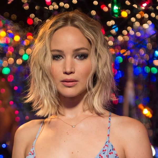 "Jennifer Lawrence Says She Had ""Energy"" for ""Brilliant"" Boyfriend Darren Aronofsky"