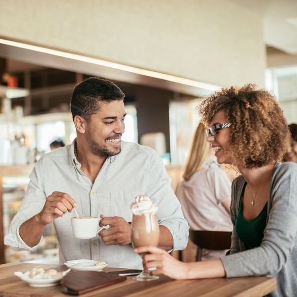 What You Say on a Date Can Make You More Attractive