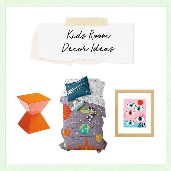 3 Creative Ways to Makeover Your Kid's Room