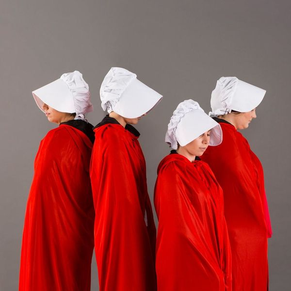 Assemble Your Squad for This Handmaid's Tale Group Halloween Costume