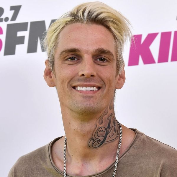Aaron Carter Is Speaking Out About His Decision to Come Out As Bisexual