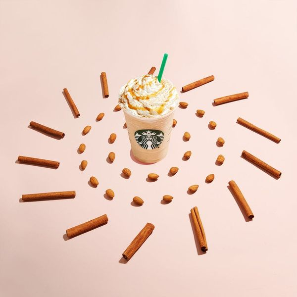 Starbucks Introduces a New Horchata Almond Milk Frappuccino