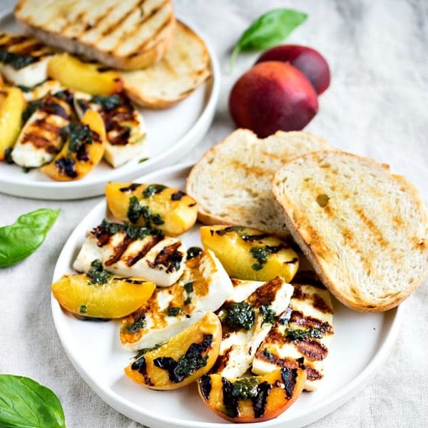 Make Meatless Monday *Extra* Peachy With These 13 Recipes