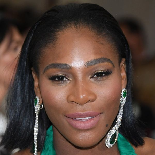 Serena Williams Dressed Like a Rockabilly Girl for Her Baby Shower