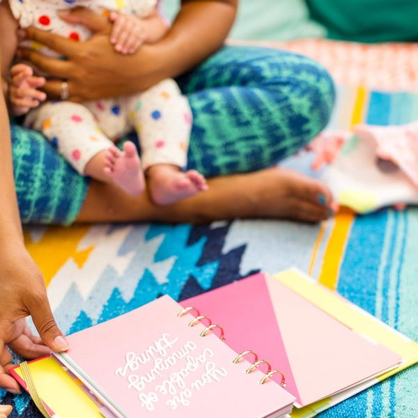 11 Organization Essentials for Busy, Creative New Moms