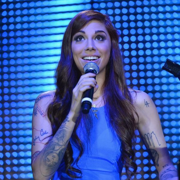 Christina Perri Is Pregnant and Her Announcement Is Too Cute!