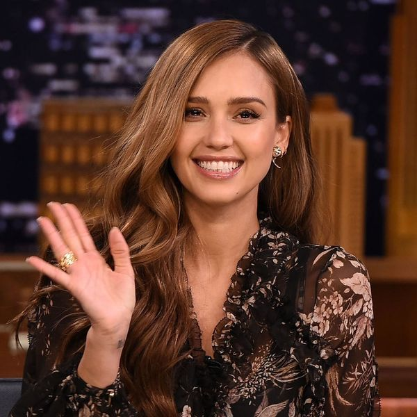 Jessica Alba Reveals Her Unique Baby Name Picking Strategy