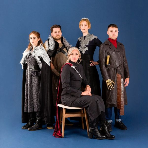 Prepare for Winter With This Game of Thrones Group Costume