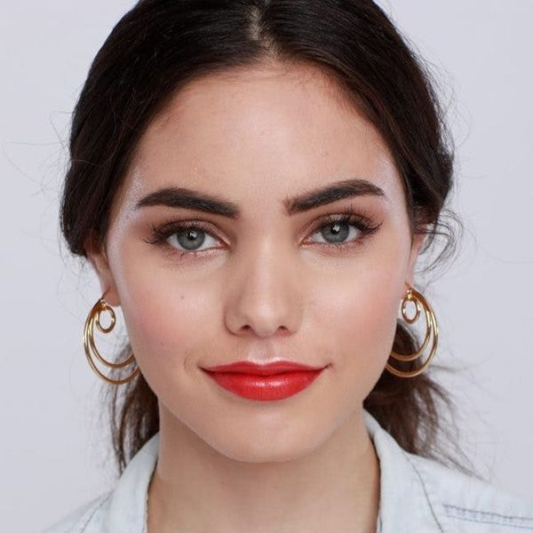 10 Reasons Why You Need Double-Hoop Earrings in Your Life
