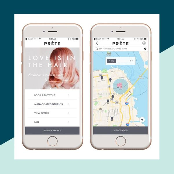 This New App Is Like ClassPass for Blowouts