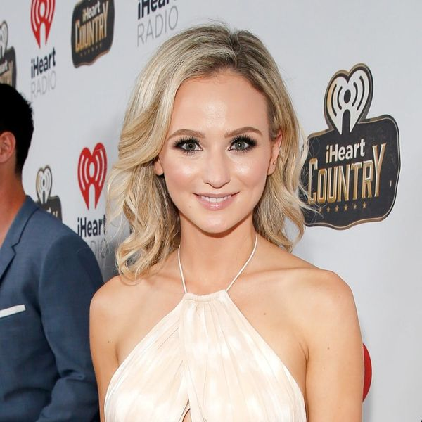 Here's Your First Glimpse at Lauren Bushnell's New Man