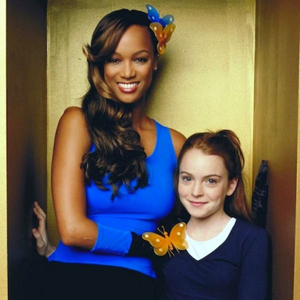 "Tyra Banks Thinks Lindsay Lohan ""Is Excited to Come Back"" for Life Size 2"