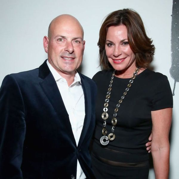 "RHONY Star Luann D'Agostino Defends Her Marriage After Public ""Lovers' Quarrel"""