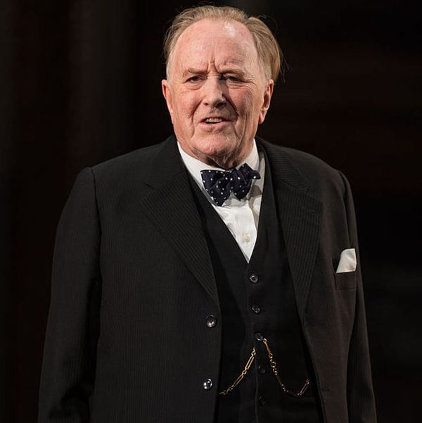 Harry Potter Actor Robert Hardy (the Minister of Magic) Has Died at 91
