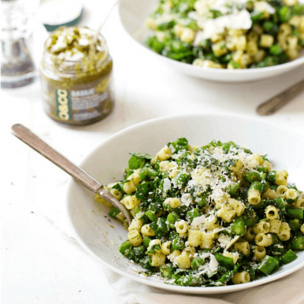 11 *Incredibly* Easy 5-Ingredient Pastas for Quick Weeknight Meals