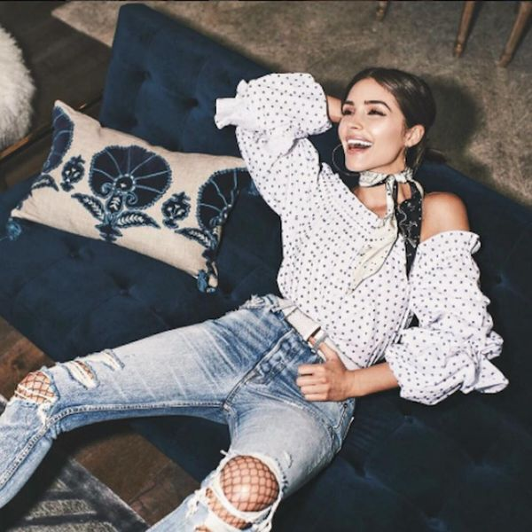 Olivia Culpo's Best Tricks for Nailing That #OOTD
