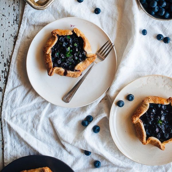 10 Simple Summer Fruit Galettes to Eat Sweet This Season