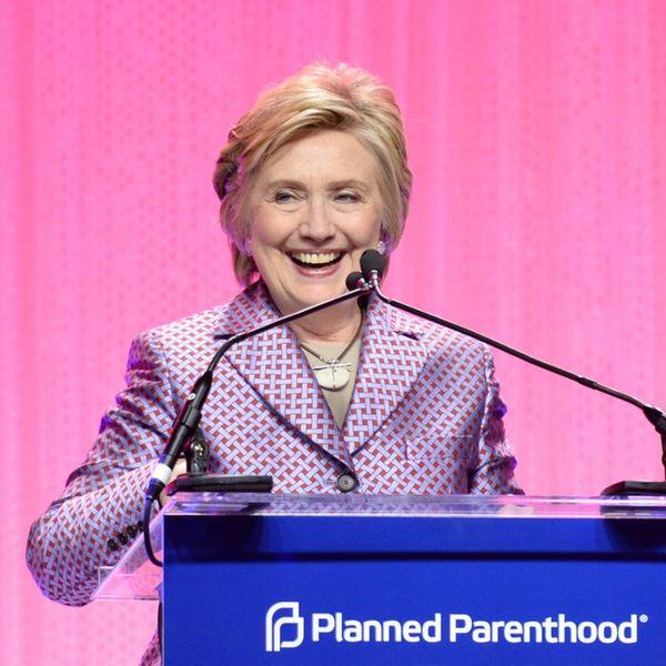 Hillary Clinton's Millennial Pink Blazer Was Designed by Millennials