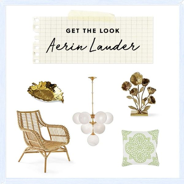 How to Steal the Look of Aerin Lauder's Boho-Chic Home