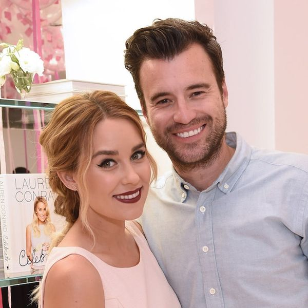Morning Buzz! The First Pic of Lauren Conrad and Husband William Tell's Baby Boy Liam Is Here + More