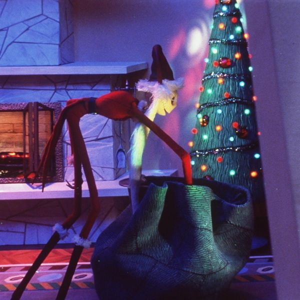 A Sequel to The Nightmare Before Christmas Is Coming — But It's Not a Movie