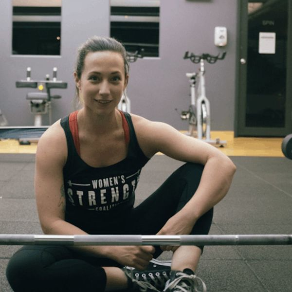 Powerlifting Helped Shannon Wagner Find Her Voice — and Turned Her into an Activist