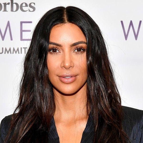 Kim Kardashian West Sprays Sunless Tanner Where?!