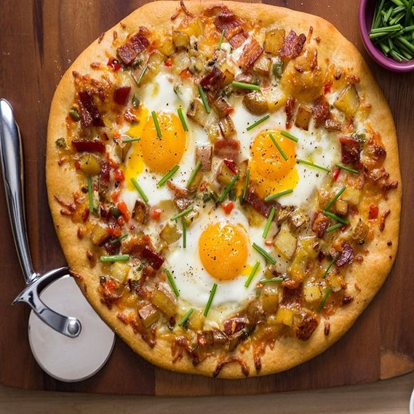 13 Brunch Pizza Recipes You Need to Try This Weekend