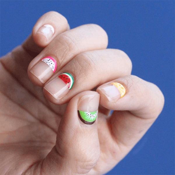7 Cuticle Nail Art Ideas to Try Before Summer Is Over
