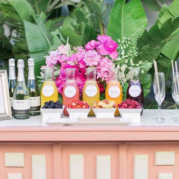 11 Breathtaking Outdoor Bar Ideas for Your Bridal Shower