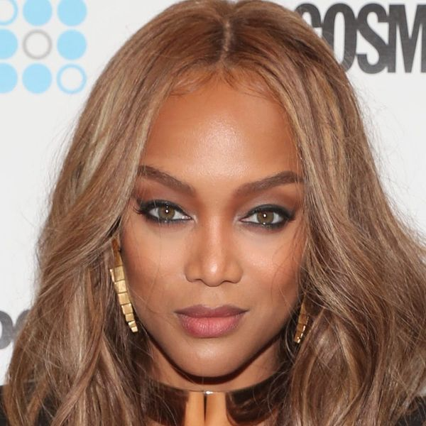 Tyra Banks Reveals She Wasn't Quite Ready to Share That Pic of Her Son With the World