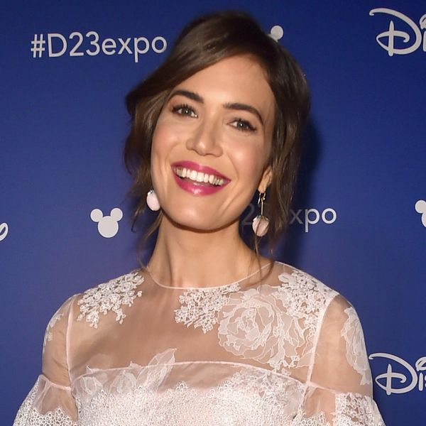 Here's What Star Mandy Moore Would Like to See Happen in Princess Diaries 3